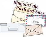 WebRing the Postcard Sites